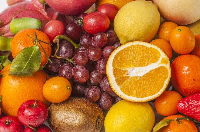 A importância de substituir frutas e legumes no seu intercâmbio. Foto: 4045 | Freepik.