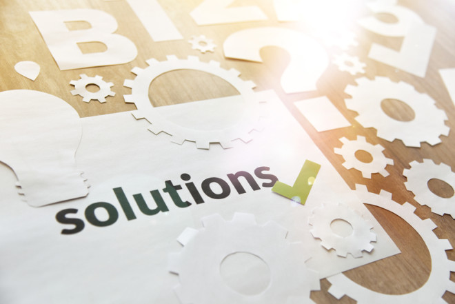 Soluções para os questionamentos.© PureSolution | Dreamstime.com
