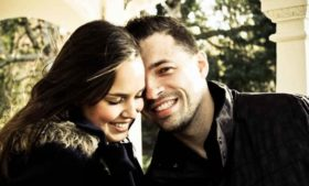 Intercâmbio entre casais na Irlanda: André & Stéfane