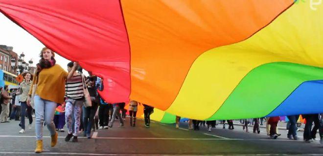 Casamento Gay na Irlanda e Gay Pride Parade