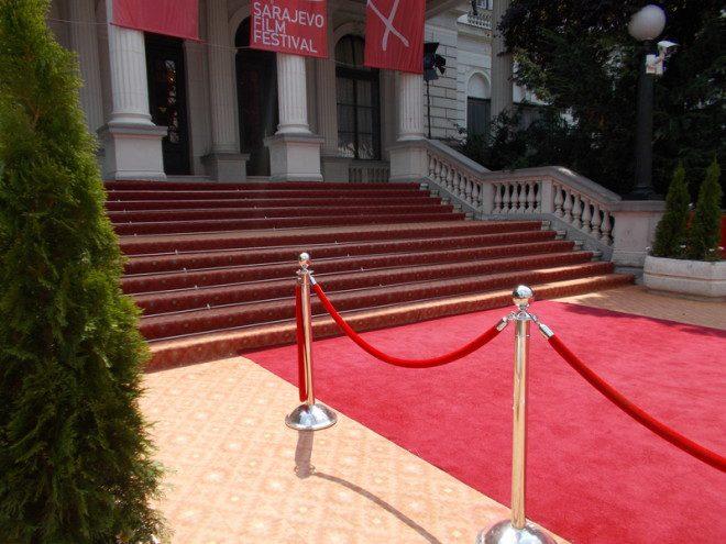 Em agosto acontece o festival de Filmes na cidade.© Stelakat | Dreamstime.com