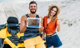 Descubra formas econômicas de viajar no Brasil e no exterior