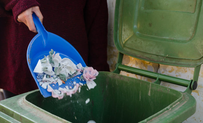 Como funciona a coleta de lixo em Dublin
