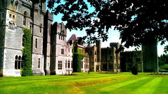 Lugares incríveis na Irlanda: Ashford Castle