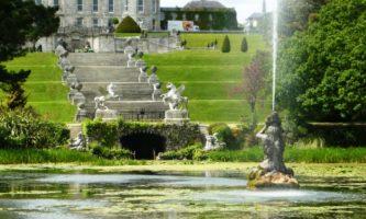 Passeios de um dia! Powerscourt House & Gardens