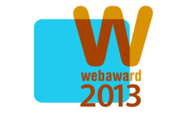 E-Dublin é premiado no Web Awards 2013