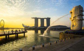 O destino do meu intercâmbio: Singapura