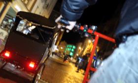 Trabalhando na Irlanda: Rickshaw