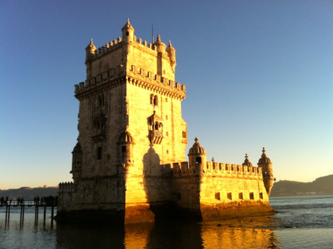 Torre de Belém - Lisboa, Portugal. Foto: Shutterstock