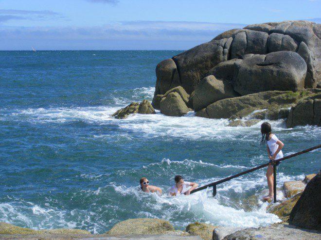 Reprodução: Outdoors Swimming
