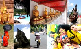 Mochilão pela Ásia em oito destinos