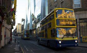 Tarifas do transporte em Dublin sofrem reajuste