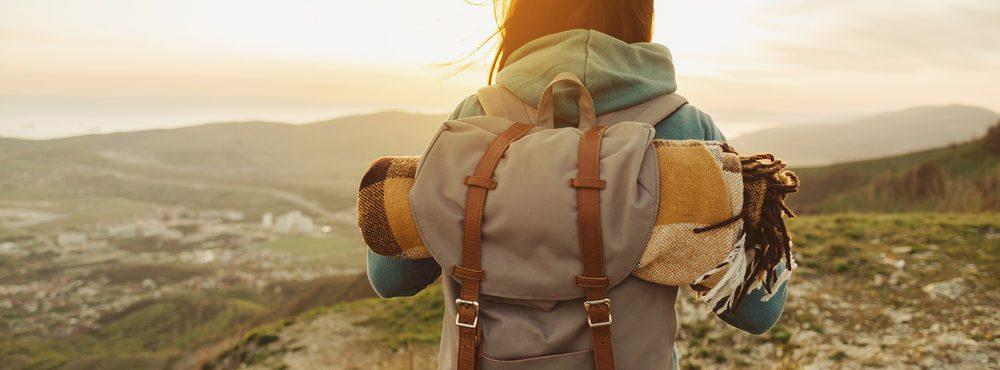 10 comportamentos de um mochileiro
