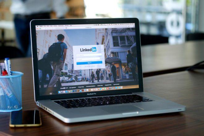 LinkedIn é uma das melhores plataformas para encontrar emprego na irlanda.