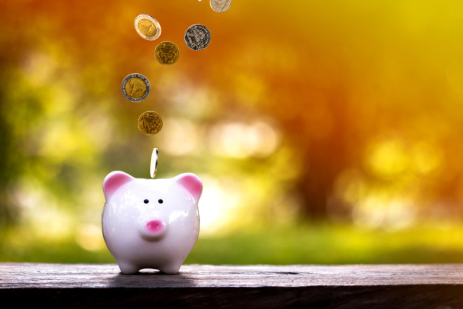 Vai aprender a economizar. Foto: Shutterstock
