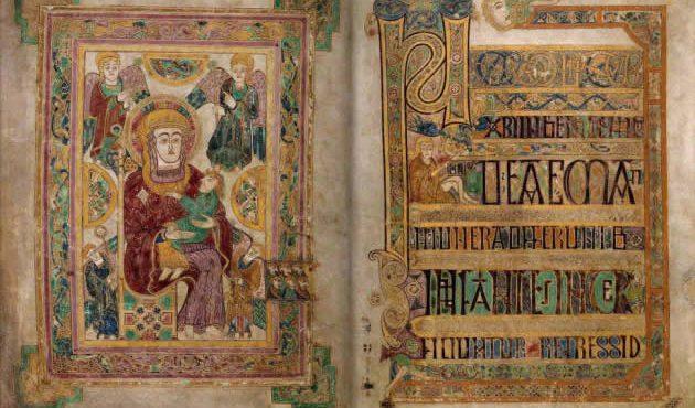 Conheça o Book of Kells, o livro mais antigo da Irlanda