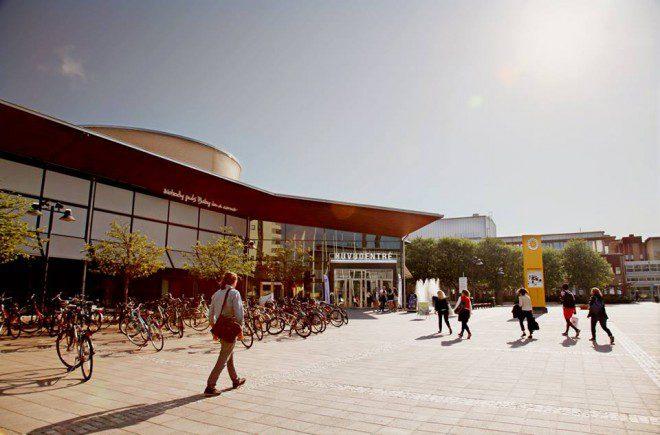 Já pensou em estudar de graça na Suécia. Crédito: Karlstad University.