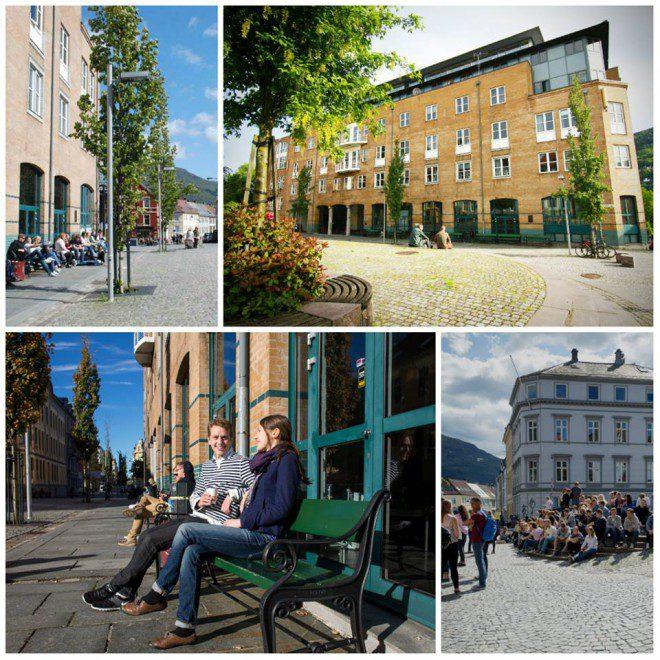 Universitetet i Bergen.