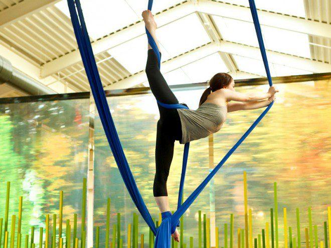 Reprodução: Vancouver Circus School