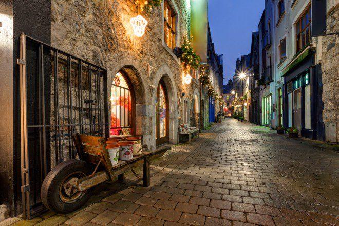 Kirwan's Lane, Galway. Créditos: shutterstock.