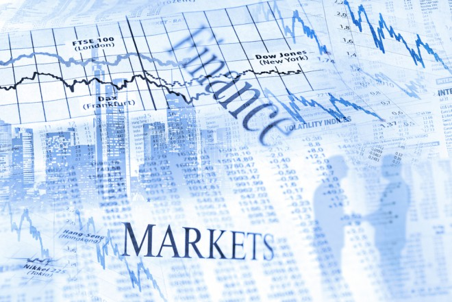 Mercado financeiro. Créditos: Shutterstock.