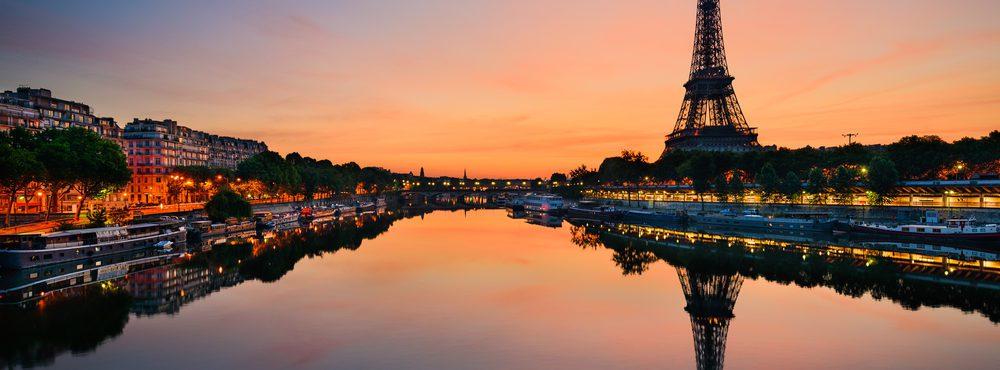 40 anos e com a mochila nas costas: Partiu Paris