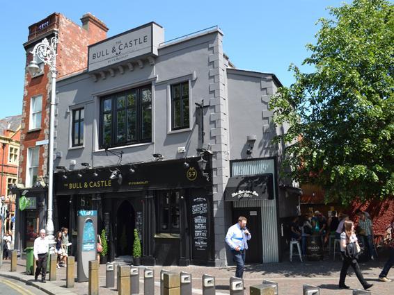 Pub assombrado em Dublin
