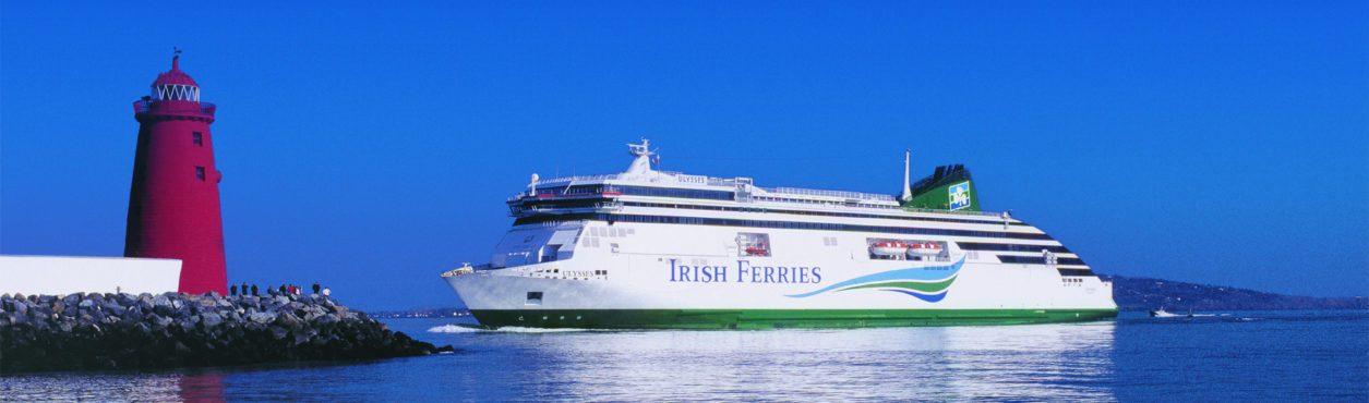 Compensa viajar de balsa a partir da Irlanda?