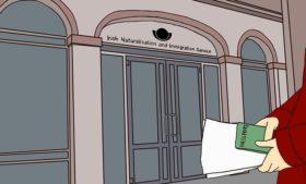 Como tirar o Irish Residence Permit em Dublin?