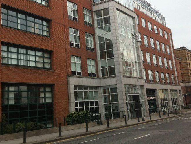 Embaixada brasileira em Dublin está localizada próximo ao centro da cidade. Foto: Itamaraty