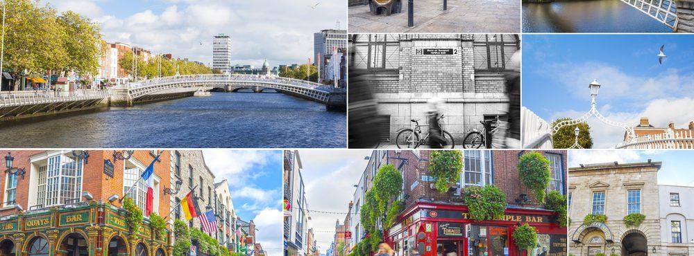 Minha família na Europa: Roteiro Dublin e região