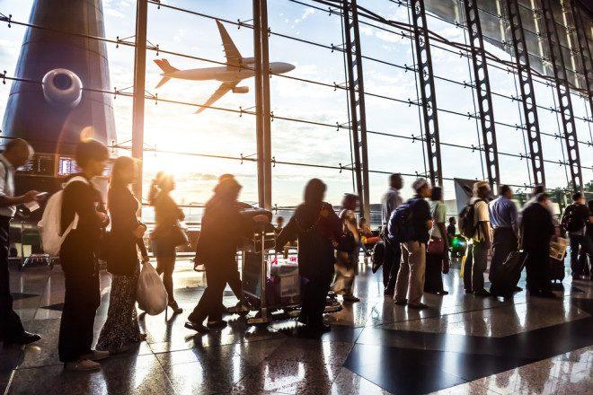 Imigração na chegada à Irlanda é tranquila. Foto: Shutterstock