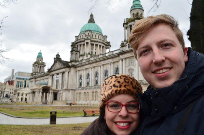 Acomodação alternativa de morar em Dublin. Foto: Arquivo Pessoal