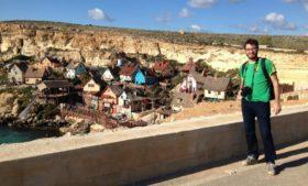 A experiência de viver em Malta e a volta para o Brasil