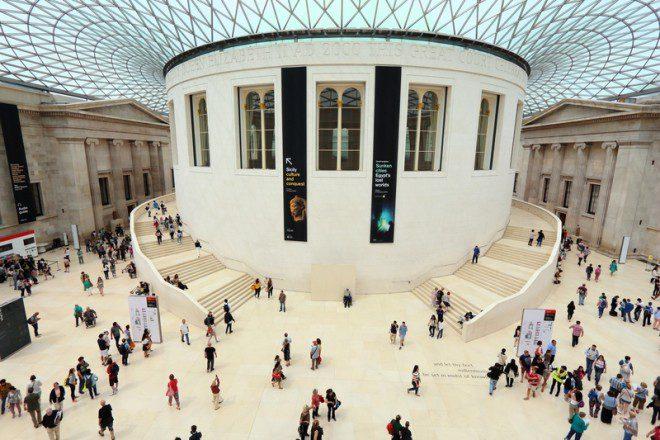 Não deixe de explorar os fantásticos museus da cidades. British Museum é um deles. © Tupungato | Dreamstime.com