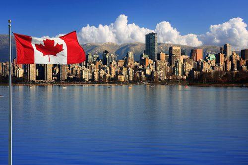 Alguns brasileiros que pretendem visitar o Canadá não precisará de visto de turista. Foto: Shutterstock