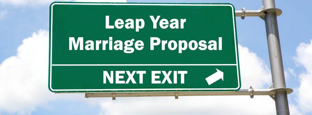 Tradições irlandesas: Leap Year (ano bissexto)