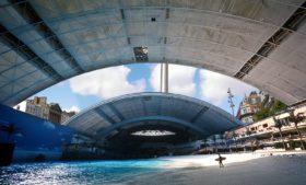 Dublin lança praia artificial para atrair mais turistas brasileiros