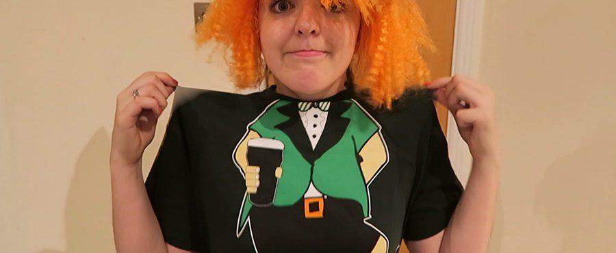 Como virar um irlandês no St. Patrick's Day – All That Jess#56