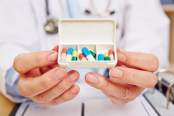 Preços de medicamentos na irlanda. Crédito: Dreamstime