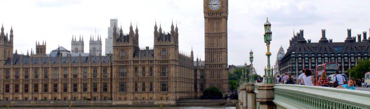 Blogueiros pelo mundo: Destino Londres