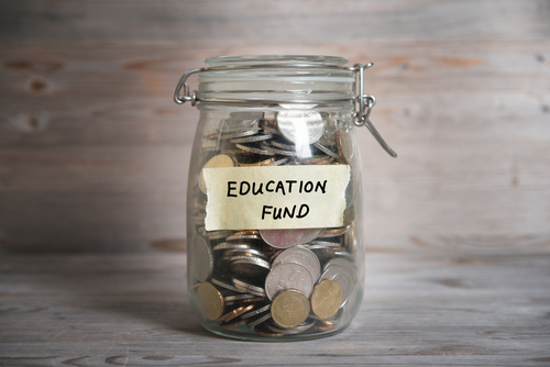 gastos com educação