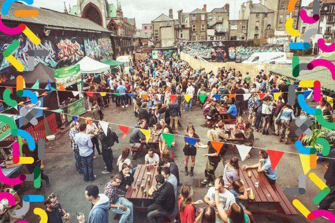 Dois dias de muita música ao vivo na região central de Dublin. Reprodução: Dublin Buzz