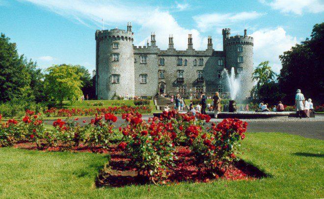 KIlkenny fica a apenas 1h30 de Dublin. Reprodução: Wikimedia
