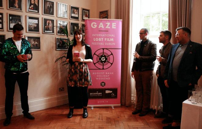 Festival de cinema com temática LGBT. Reprodução: Gaze