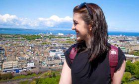 Passeando por Edimburgo, na Escócia – All That Jess#61