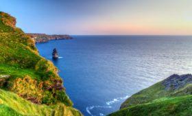 Cinco lugares para visitar na Irlanda neste verão