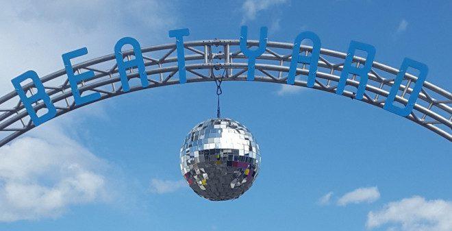 Festival na baía de Dún Laoghaire, vai reunir muita música. Reprodução: Alexandre Persehais
