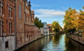 Por que Bruges encanta tanto os brasileiros?