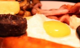Irish Breakfast – Café da manhã Irlandês